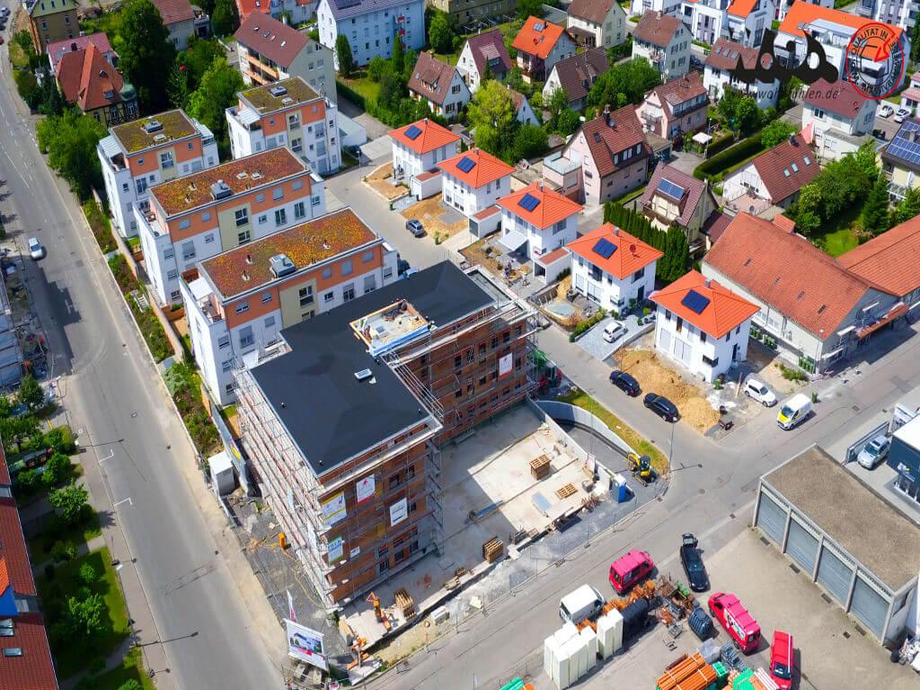 Fugenarbeiten Mehrfamilienhaus-Aerztehaus-Vaihingen