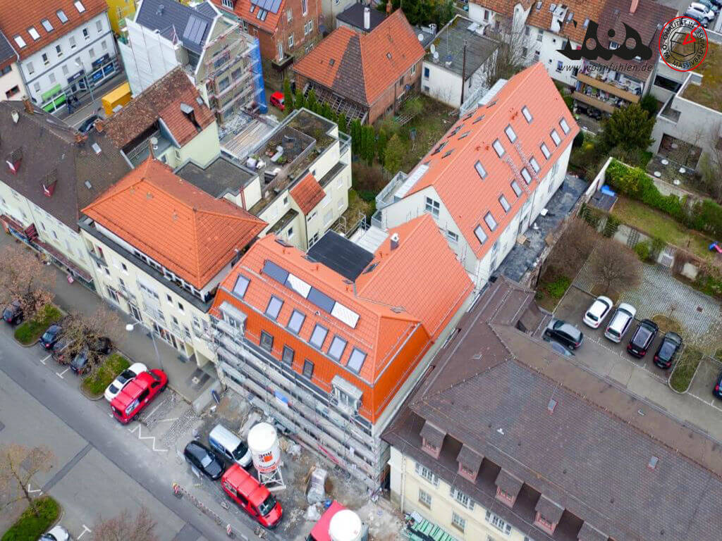 Fugenarbeiten-Mehrfamilienhaus- Ludwigsburg
